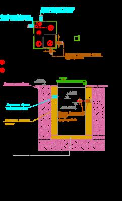 монтажная схема астра 3