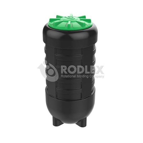 Септик накопительный вертикальный 1300 литров